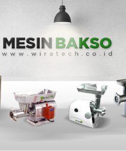 banner Mesin Bakso New