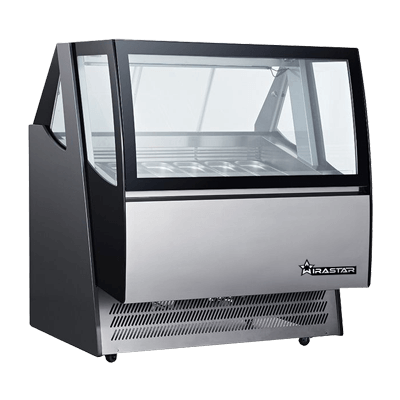 Ice Cream Display Freezer ARD-600L
