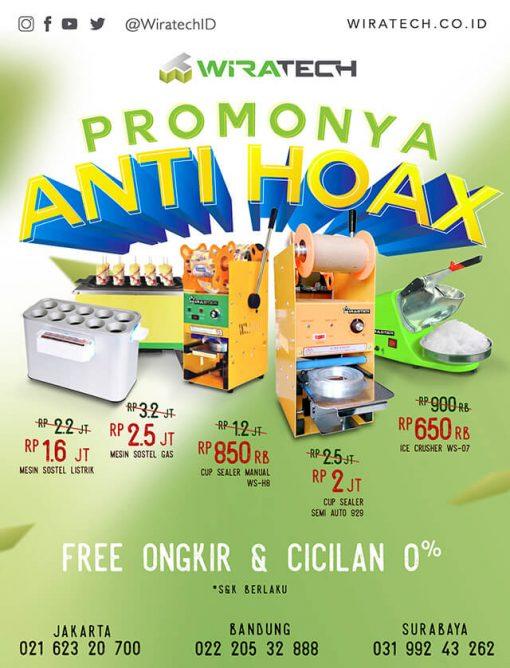 promo anti hoax mob