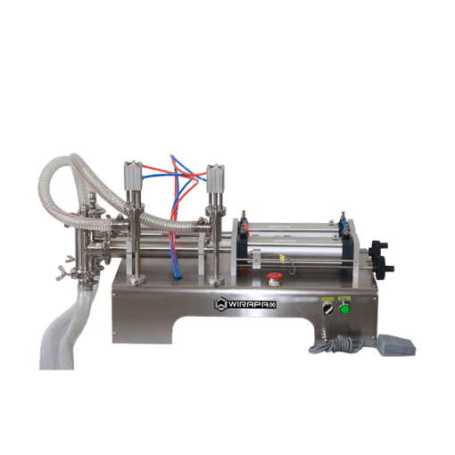 mesin pengisi cairan 2 nozzle