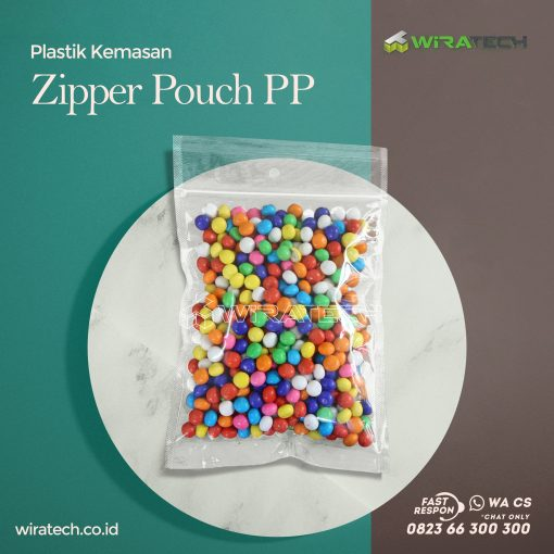zipper pouch pp Cover